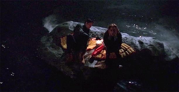 The Conversation on the Rock (Season 3, Episode 22)