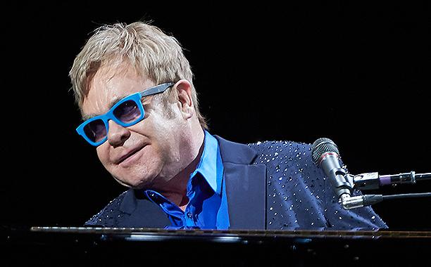Reginald Dwight (Elton John)