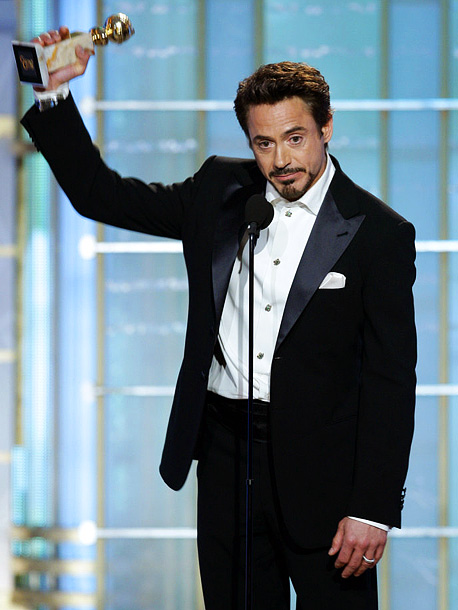 Robert Downey Jr., Golden Globes | ''I don't have anybody to thank. I'm sorry everyone's been so gratuitous. 'It was a collaboration. We all did this together.' Certainly not going to…