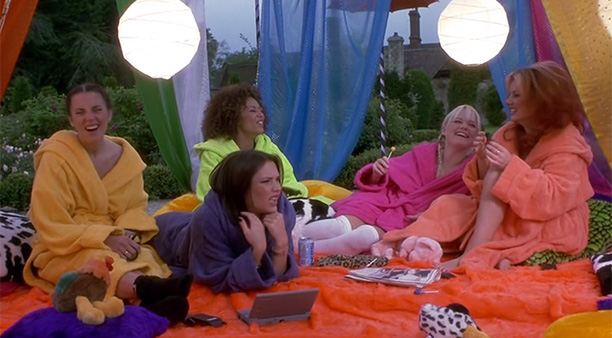 18. Those Colorful Robes (and That Colorful Tent)