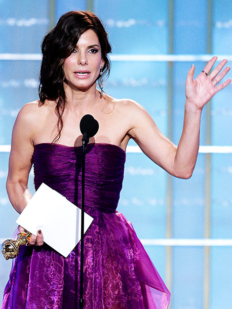 Sandra Bullock, Golden Globes | Hollywood's own Miss Congeniality Sandra Bullock was a shoo-in for Best Actress thanks to her scrappy role in The Blind Side . She gave a…
