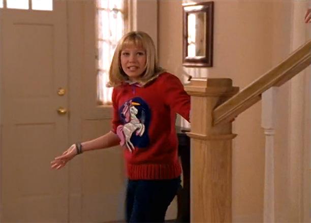 The Infamous Unicorn Sweater