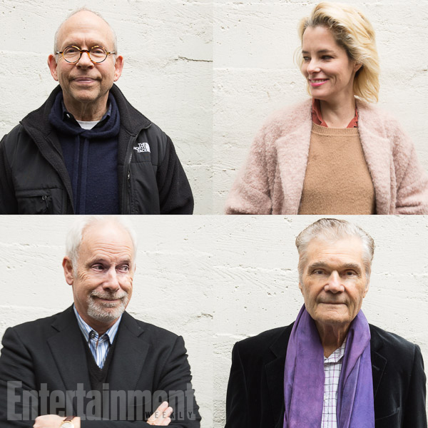 Bob Balaban, Christopher Guest, Parker Posey, and Fred Willard