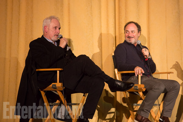 Christopher Guest and Kevin Pollak