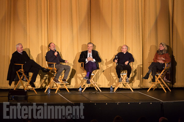 Bob Balaban, Christopher Guest, Parker Posey, and Fred Willard in Conversation with Kevin Pollak