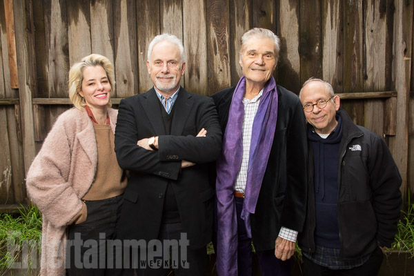 Parker Posey, Christopher Guest, Fred Willard, Bob Balaban