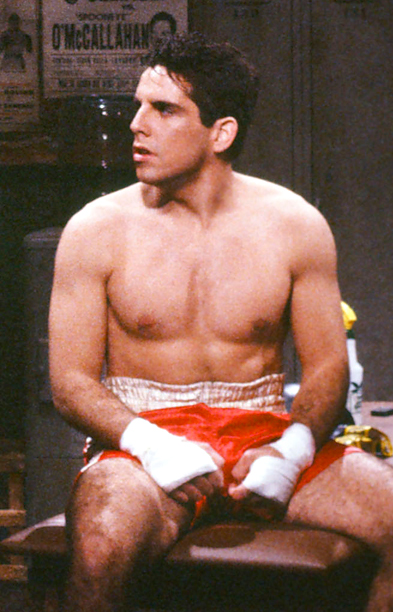 3. Ben Stiller (1989)