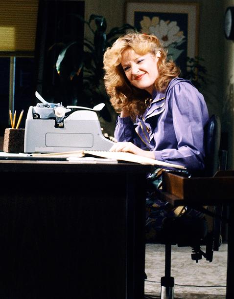 12. Christine Ebersole (1981-1982)