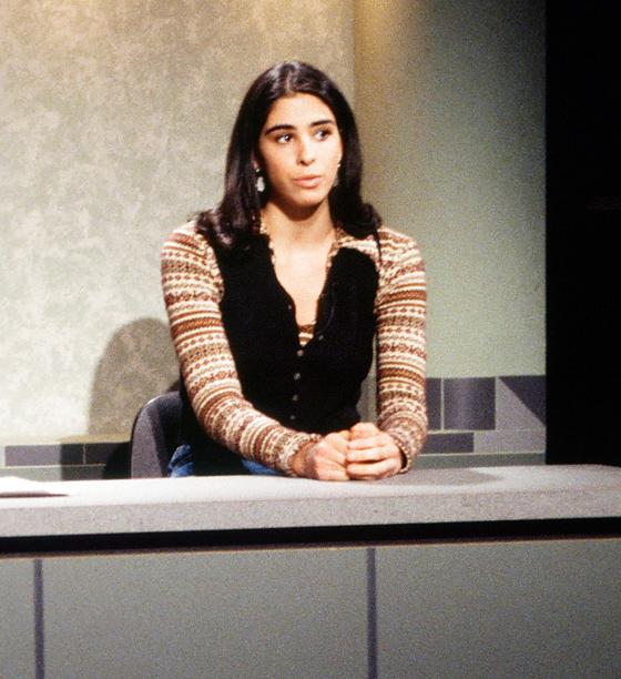 4. Sarah Silverman (1993-1994)