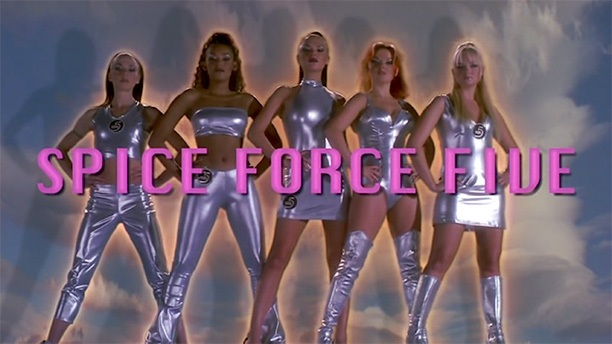 15. The Spice Force Five