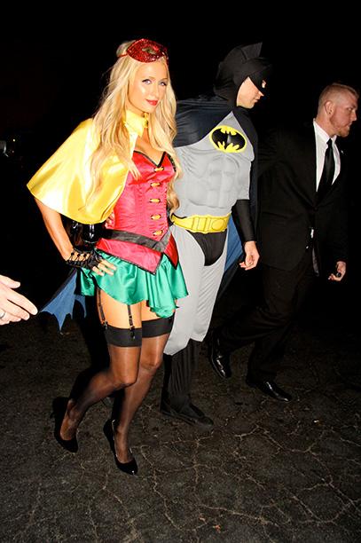 Paris Hilton as Robin