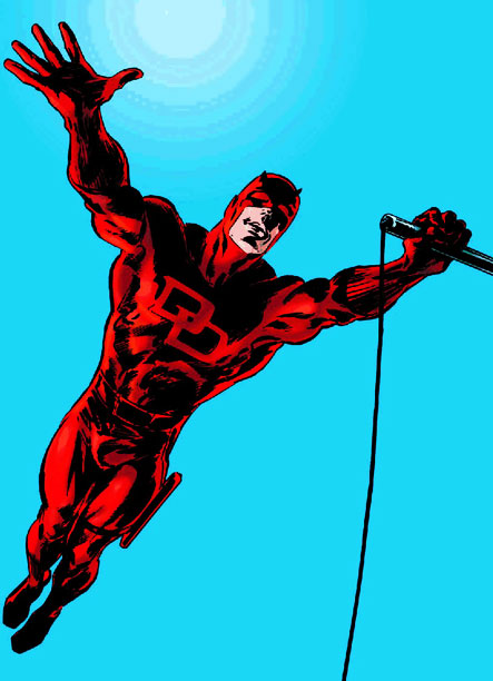 Daredevil Visionaries: Frank Miller | Brought to Life by: Frank Miller Miller's early 1980s twist on the blind lawyer turned streetfighter ditched much of the good guy's decades-long back story,…
