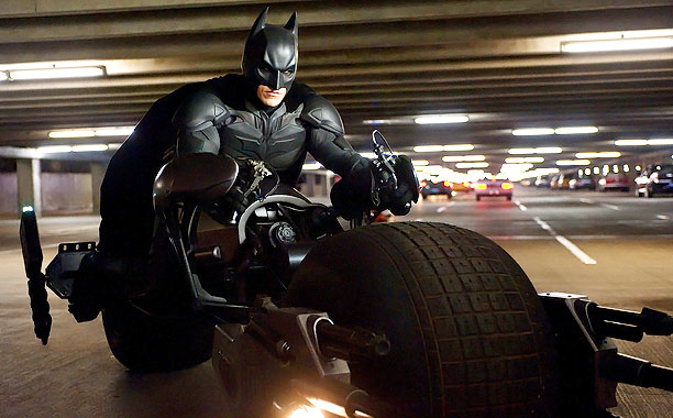 Christian Bale, The Dark Knight Rises | Brought to Life by: Christopher Nolan For a long time, Batman symbolized only two things: 1.) The anti-Superman, a tragedy-frazzled limousine vigilante who fought crime…