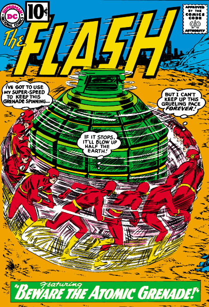 Brought to Life by: Carmine Infantino In a universe of brutes, monsters, and madmen, artist Infantino's revitalization of the Flash in 1956 was the lithe…