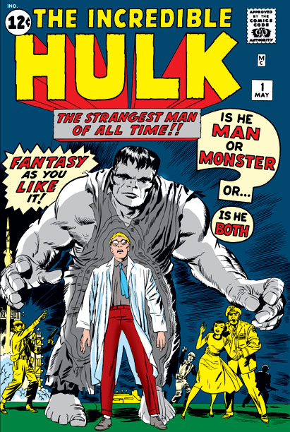 The Incredible Hulk | Brought to Life by: Stan Lee and Jack Kirby Hulk Smash! Hulk Smash A Lot! And yet there has always been more to Hulk than…