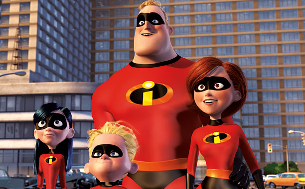 The Incredibles | Director: Brad Bird Stars: Craig T. Nelson, Samuel L. Jackson, Holly Hunter 115 mins., rated PG The Incredibles ranks among Pixar's best for the way…