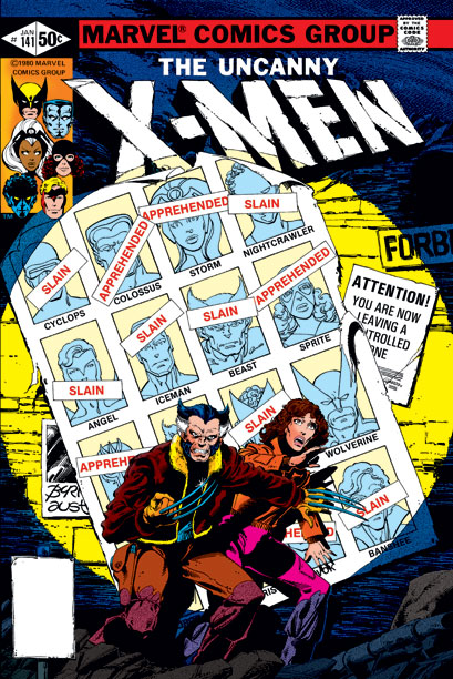 X-Men | Brought to Life by: Chris Claremont and John Byrne Though they butted heads throughout their creative partnership (or perhaps because of it), writer Claremont and…