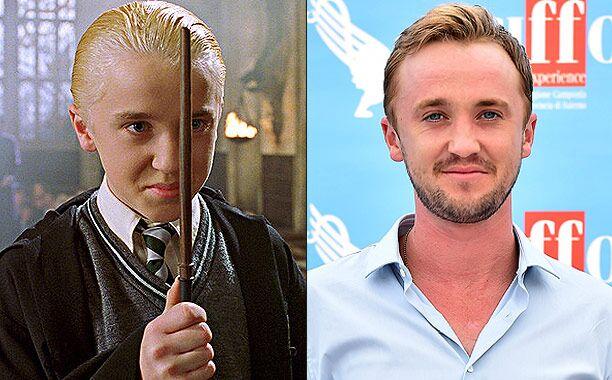 Tom Felton (Draco Malfoy)