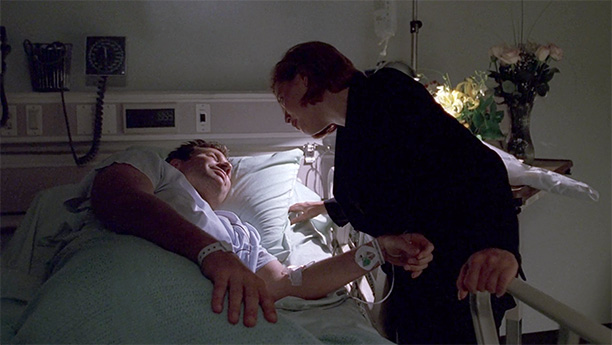 Mulder Tells Scully That He Loves Her (Season 6, Episode 3)