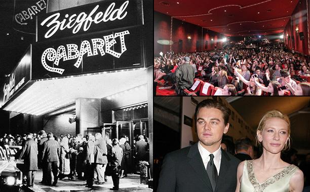 The Ziegfeld Theater Photos Through The Years Ew Com