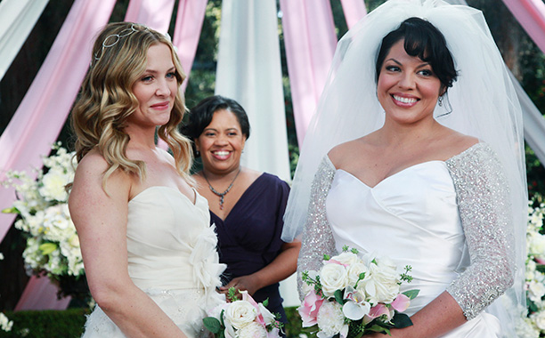 Callie and Arizona, Grey's Anatomy