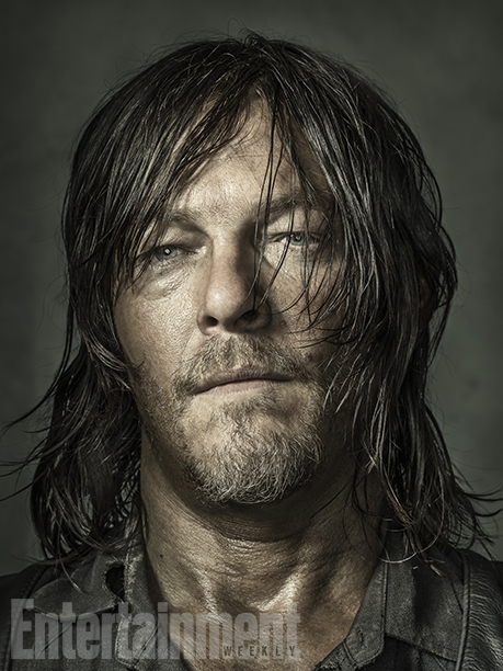 The Walking Dead Exclusive Ew Portraits Ew Com