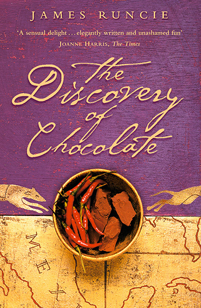 The Discovery of Chocolate by James Runcie