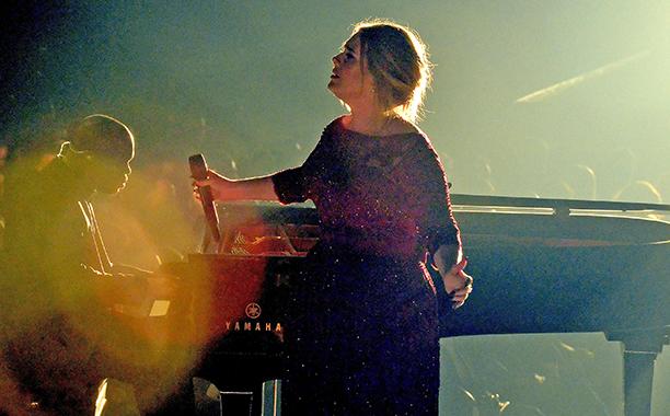 "Adele, ""All I Ask"""