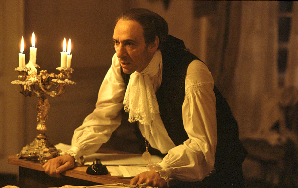 15. F. Murray Abraham as Antonio Salieri