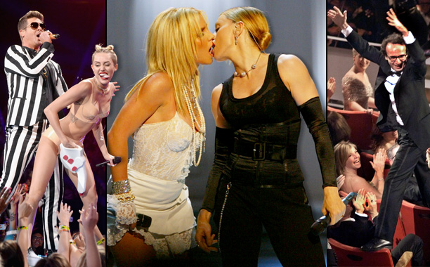 The Biggest Award Show Moments