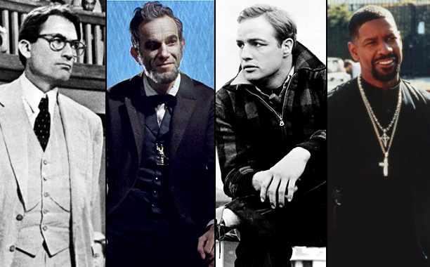 The Best Oscar-Winning Actors