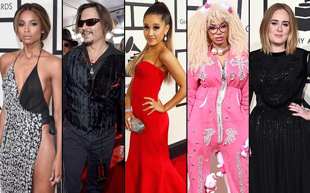 Grammys 2016: Best & Worst Dressed