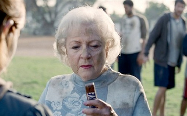 Snickers ''Playing Like Betty White'' (2010)