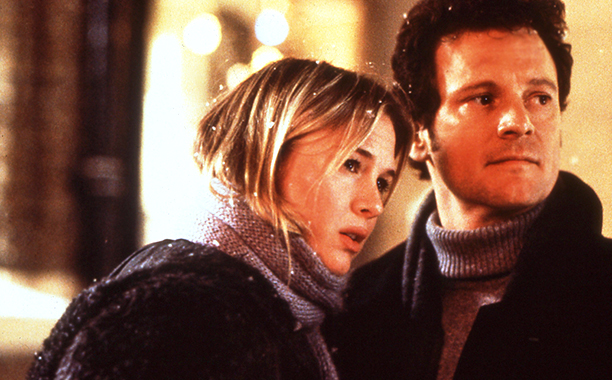 Mark Darcy (Colin Firth) in Bridget Jones's Diary
