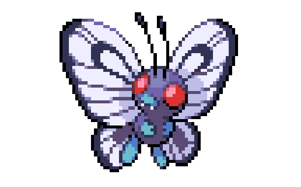 15. Butterfree
