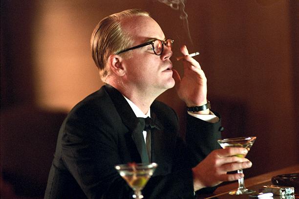 12. Philip Seymour Hoffman as Truman Capote