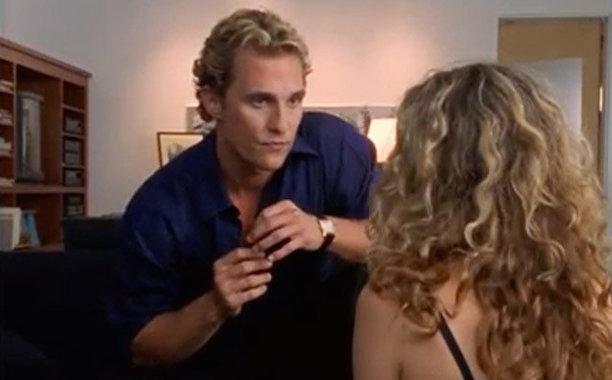 Matthew McConaughey (Himself)