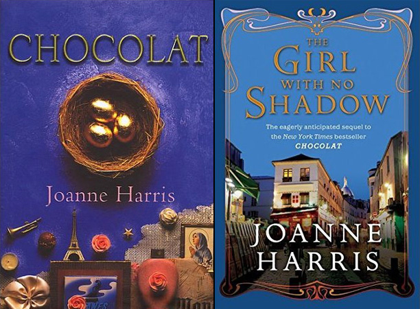Chocolat & The Girl With No Shadow by Joanne Harris