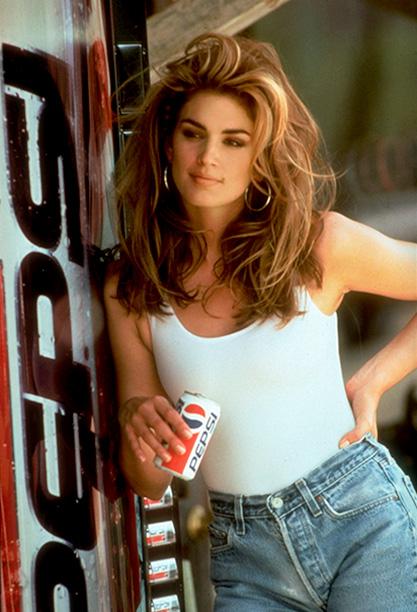 Pepsi ''Cindy Crawford'' (1992)
