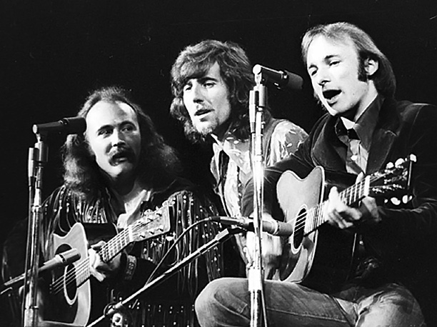 Winning Year: 1970 Built to Last: Some are still sore about Led Zeppelin's loss , which is fair enough. Still, this supergroup — David Crosby…