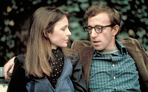 Annie Hall and Alvy Singer