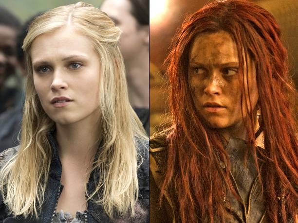 Clarke Griffin (Eliza Taylor)