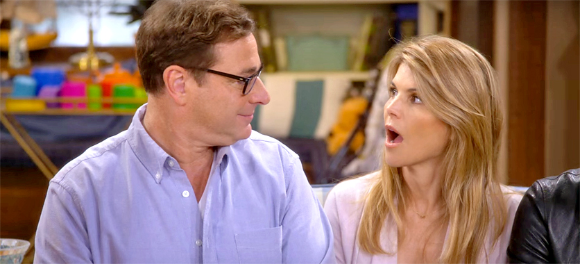 Clone of TV: ALL CROPS: Fuller House (2016) -- screengrab from trailer -- pictured: Bob Saget