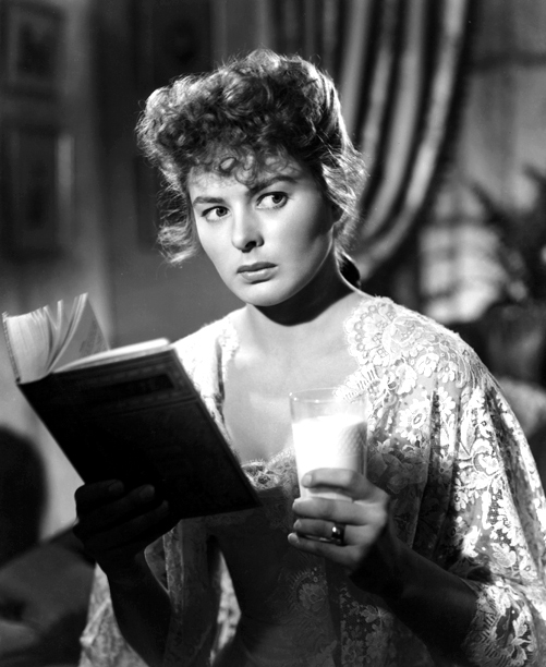 19. Ingrid Bergman as Paula Alquist