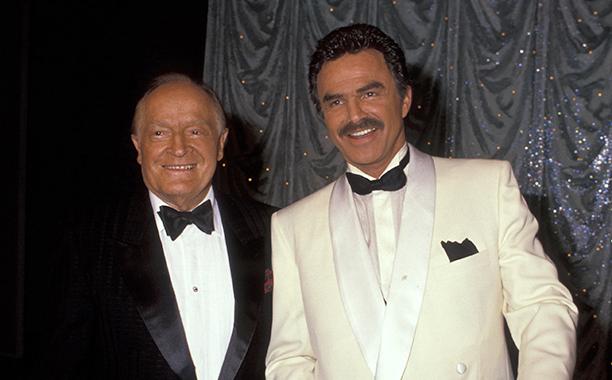 September 8, 1991 With Bob Hope