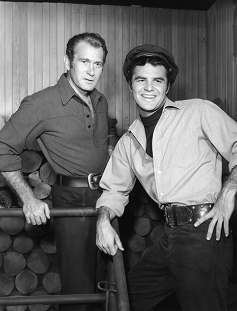 1959 With Darren McGavin For Riverboat