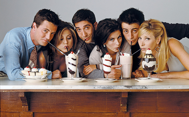 The One Where They Pretend They Can't Afford Four More Milkshakes