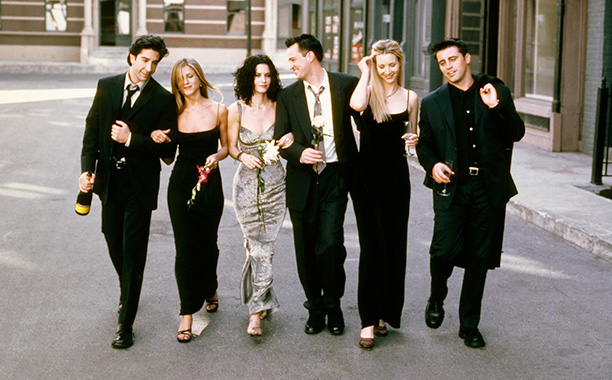 The One Where Their Style Said Goodbye to the '90s