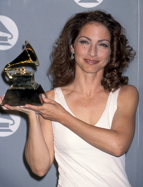 Gloria Estefan With Her Best Tropical Latin Performance Grammy for Abriendo Puertas