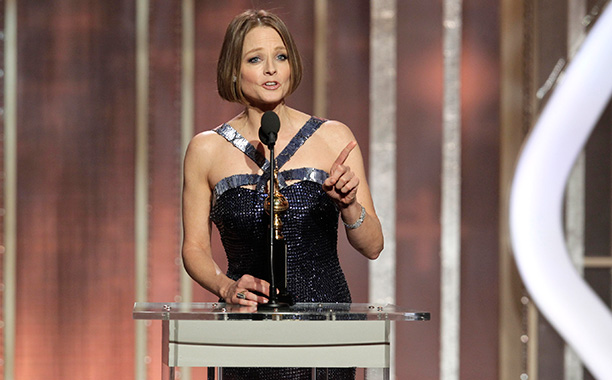 Jodie Foster Comes Out, 2013 Golden Globes